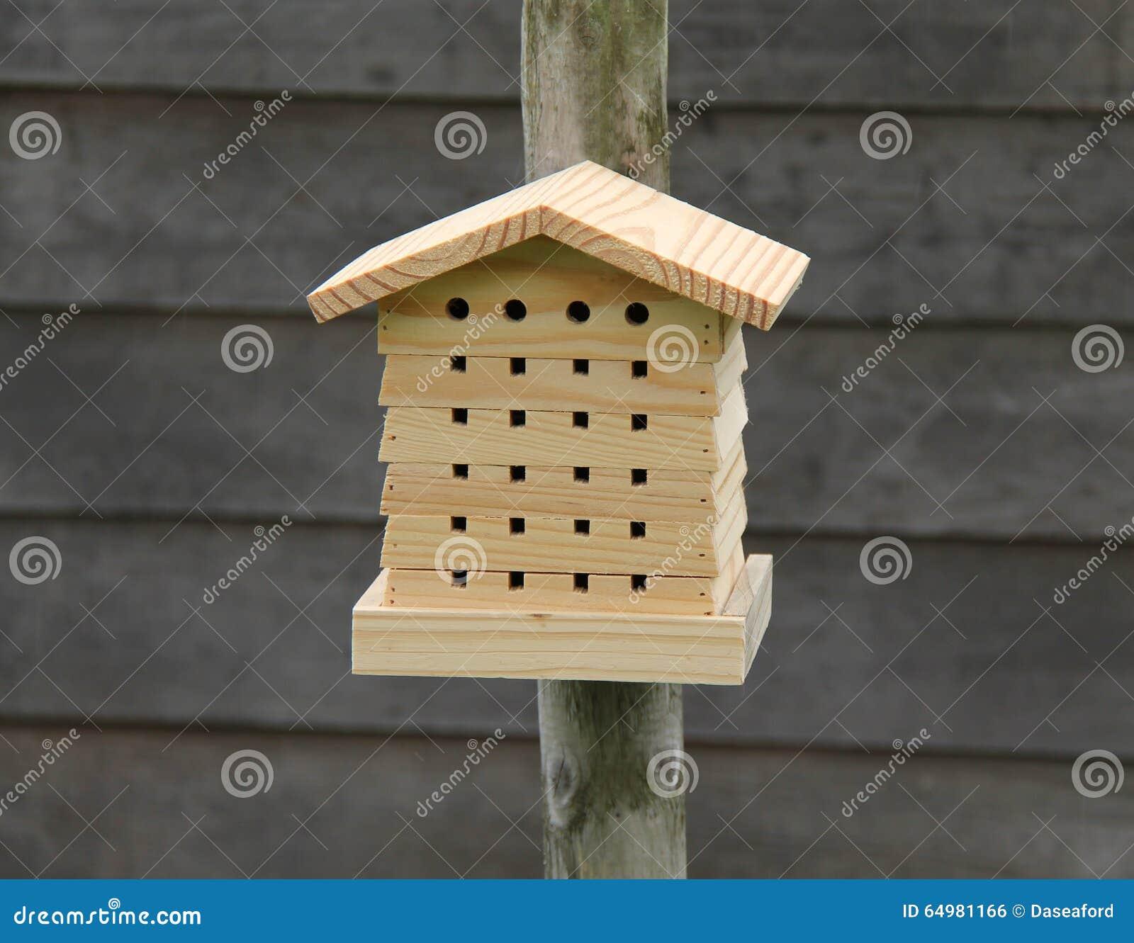insekten haus stockfoto bild 64981166. Black Bedroom Furniture Sets. Home Design Ideas