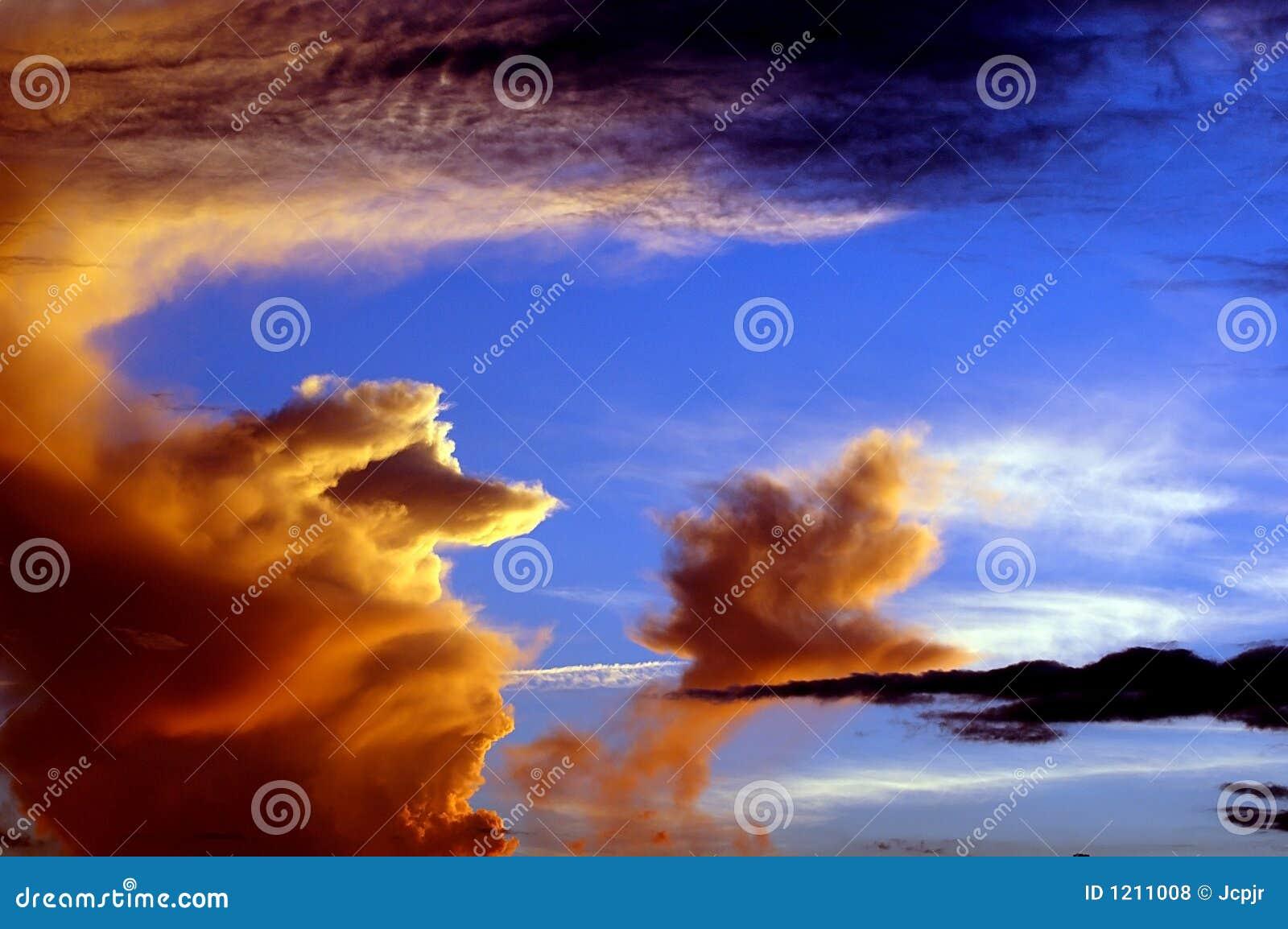 Insel im Himmel