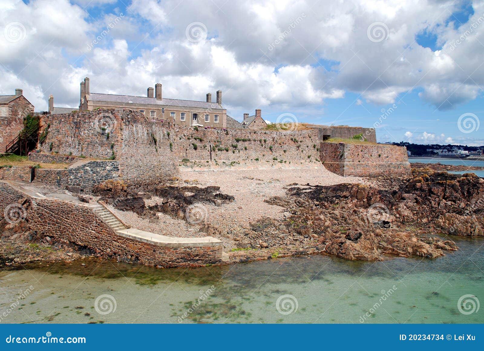 Insel von Jersey: Elizabeth-Schloss