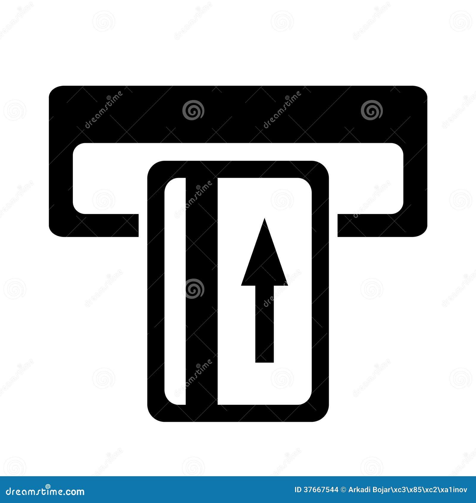 insert card symbol stock vector illustration of exchange 37667544