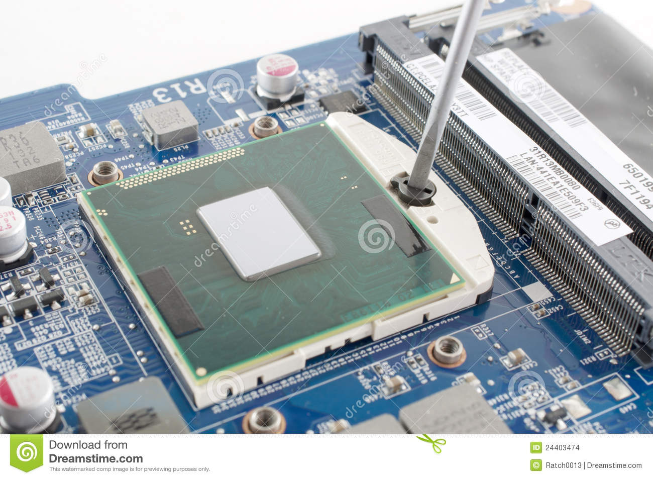 how to add a cpu to a motherboard