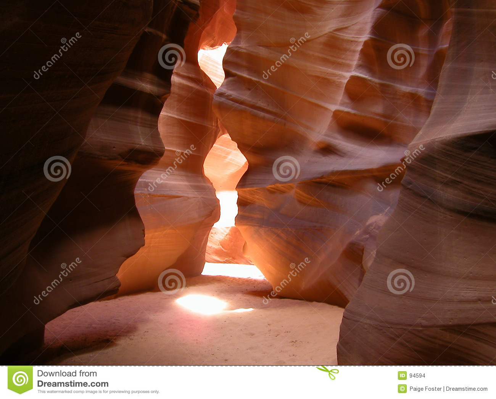 Inside Antelope Canyon 1