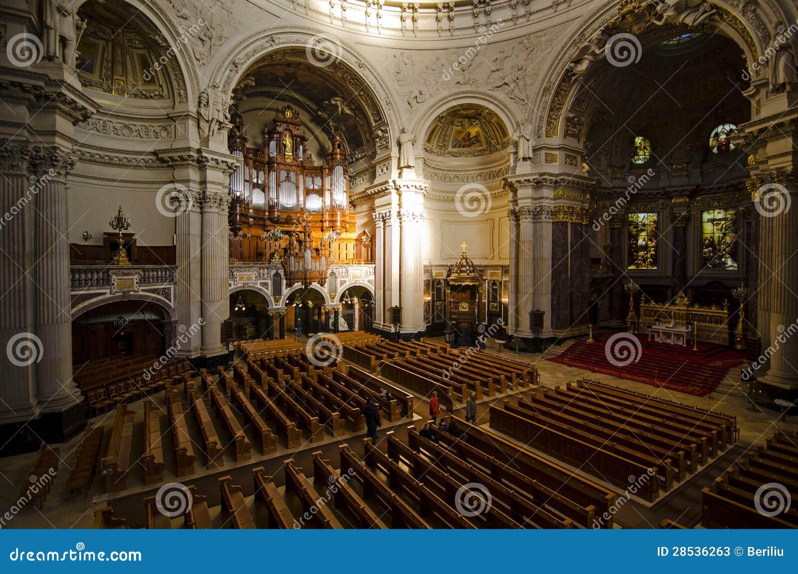 inside berlin cathedral stock image image of high berlin 28536263. Black Bedroom Furniture Sets. Home Design Ideas