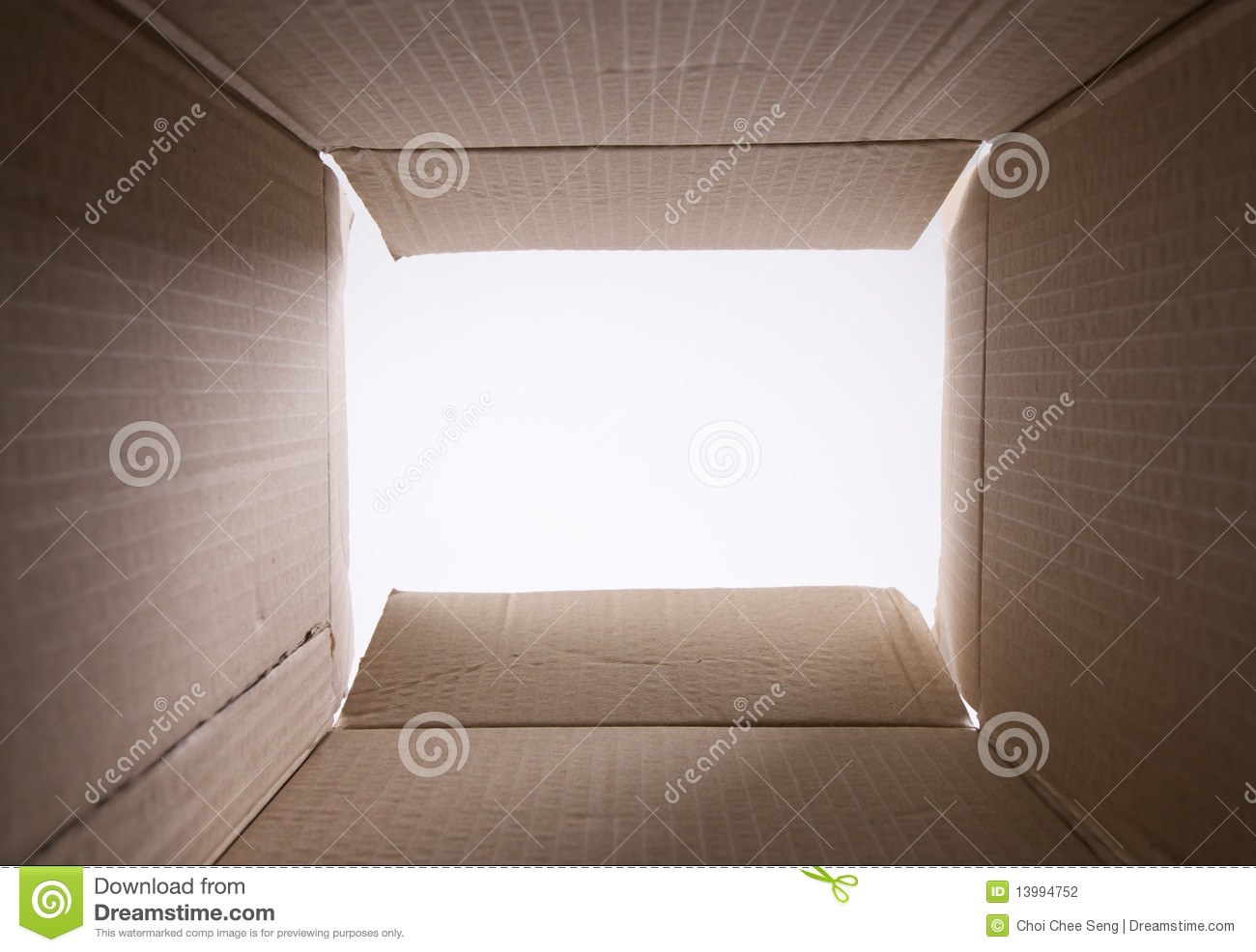 Inside The Box Stock Photography Image 13994752