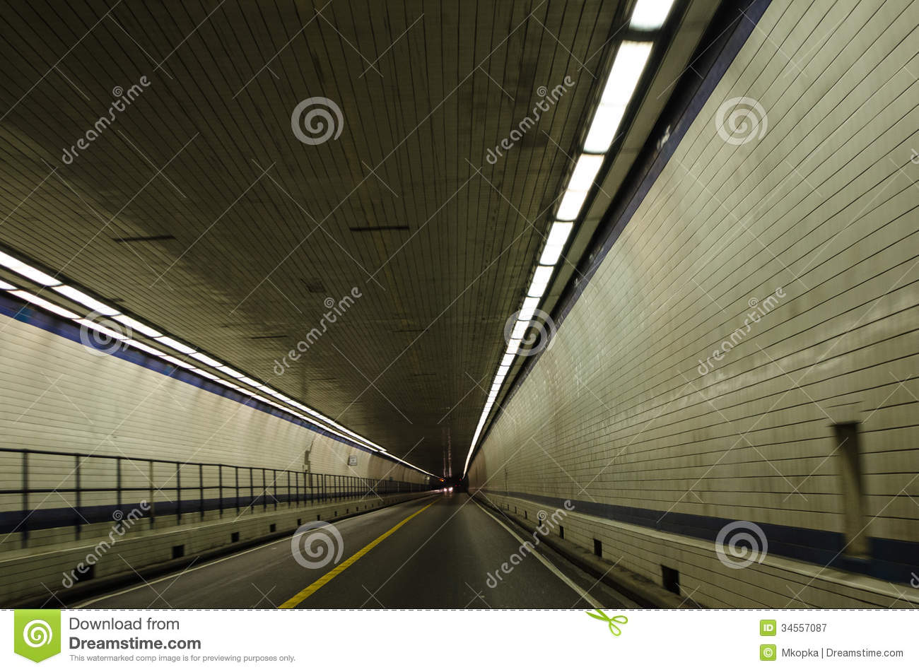inside the chesapeake bay bridge tunnel stock image image of beach