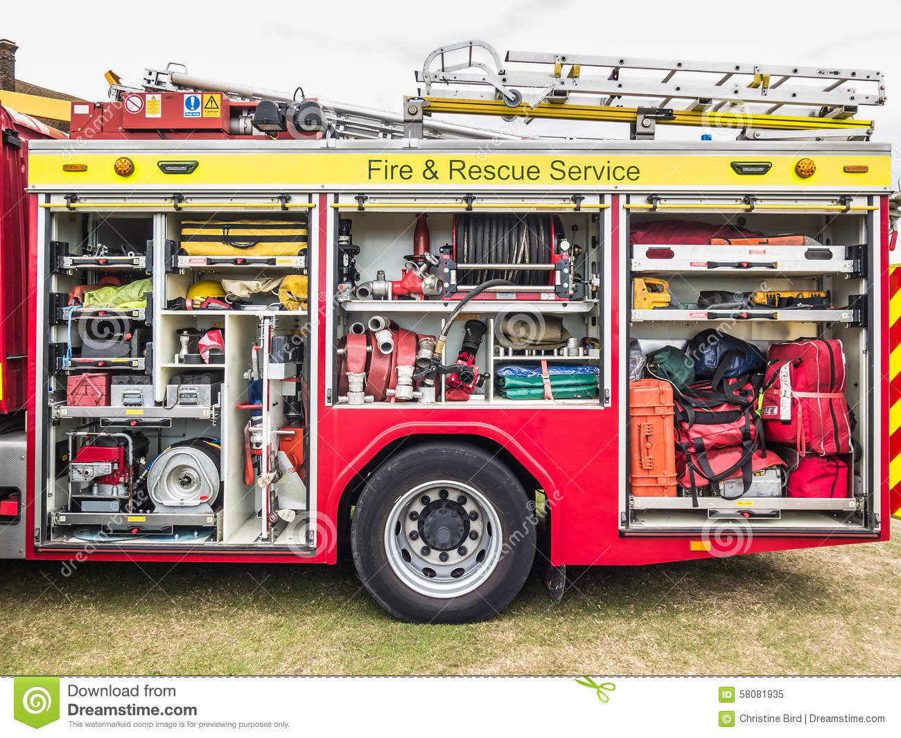 the fire engine - photo #28