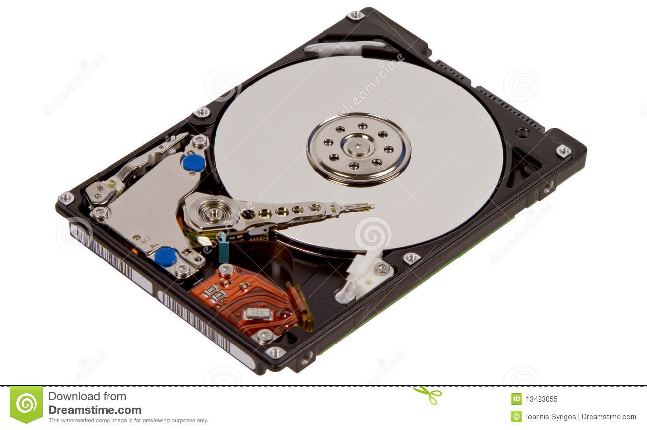 how to make an image of a hard drive