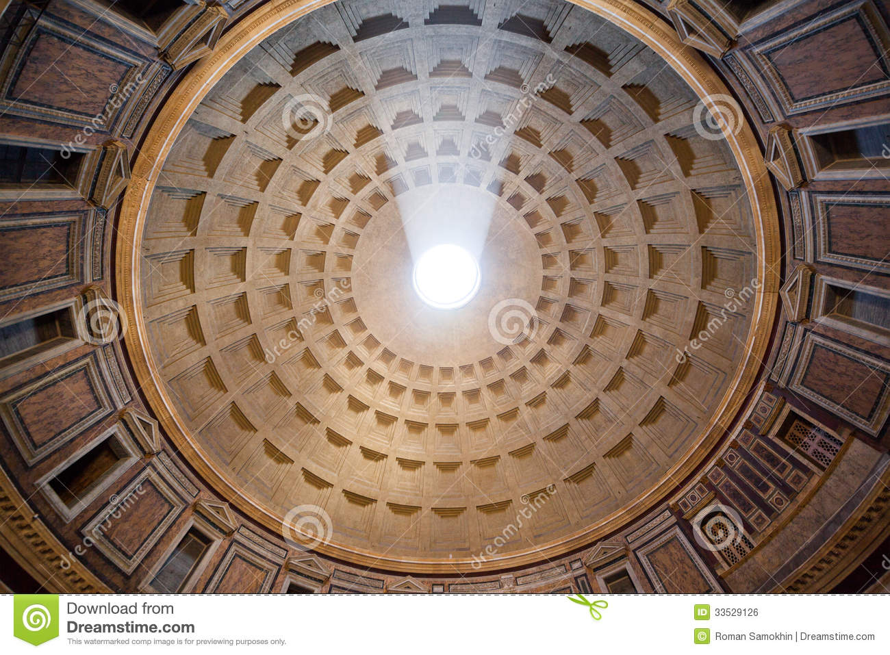 Rome's Pantheon may have been built as a massive sundial ...