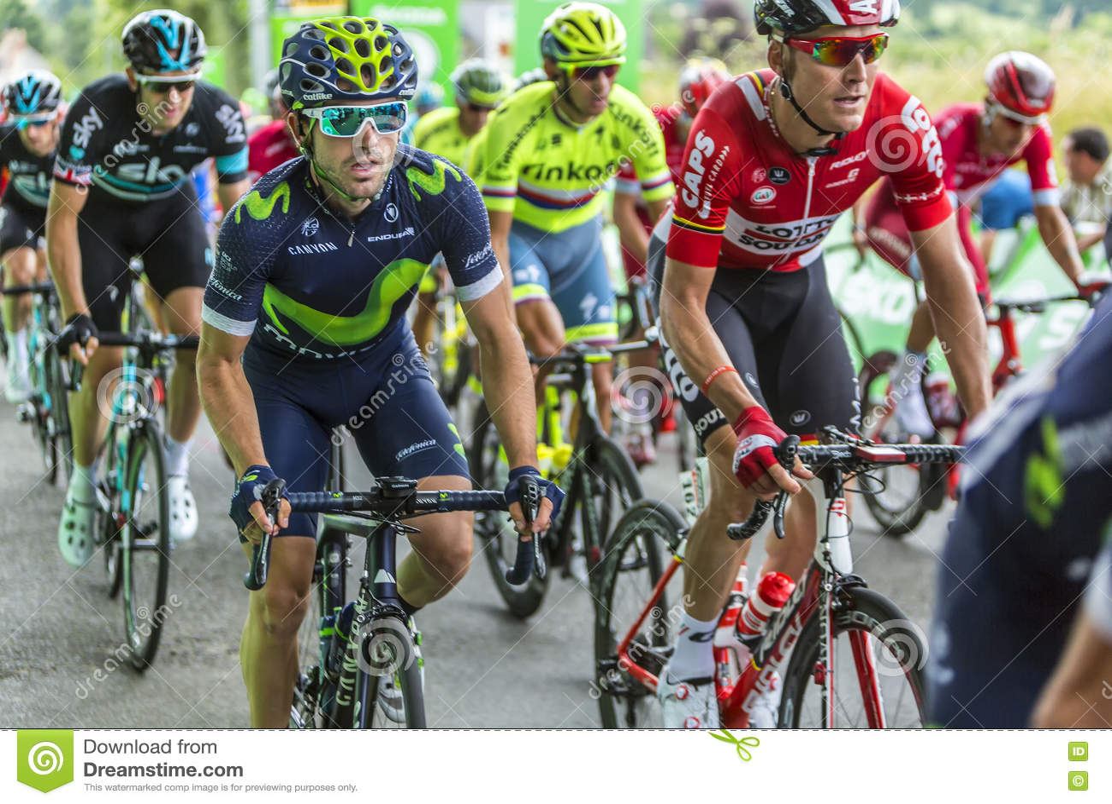 Inside The Peloton Tour De France