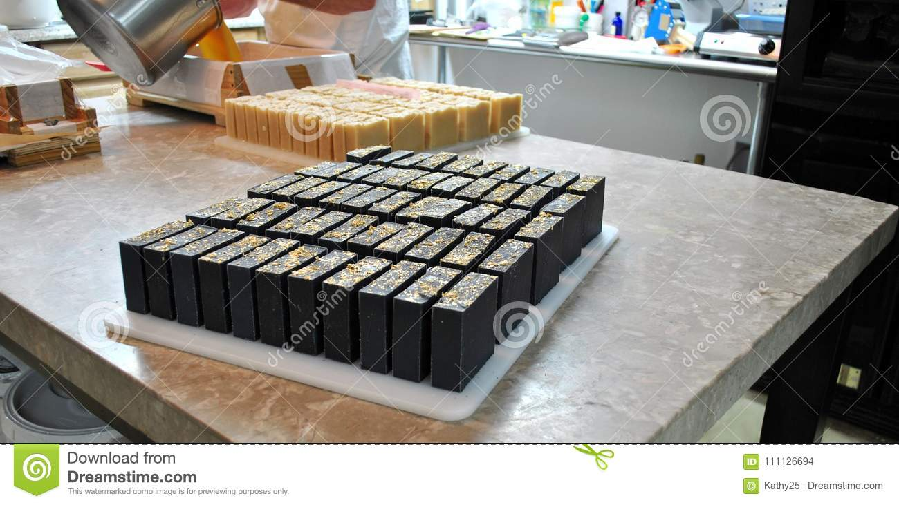 Handmade Soap Shop stock photo  Image of wooden, handcrafted