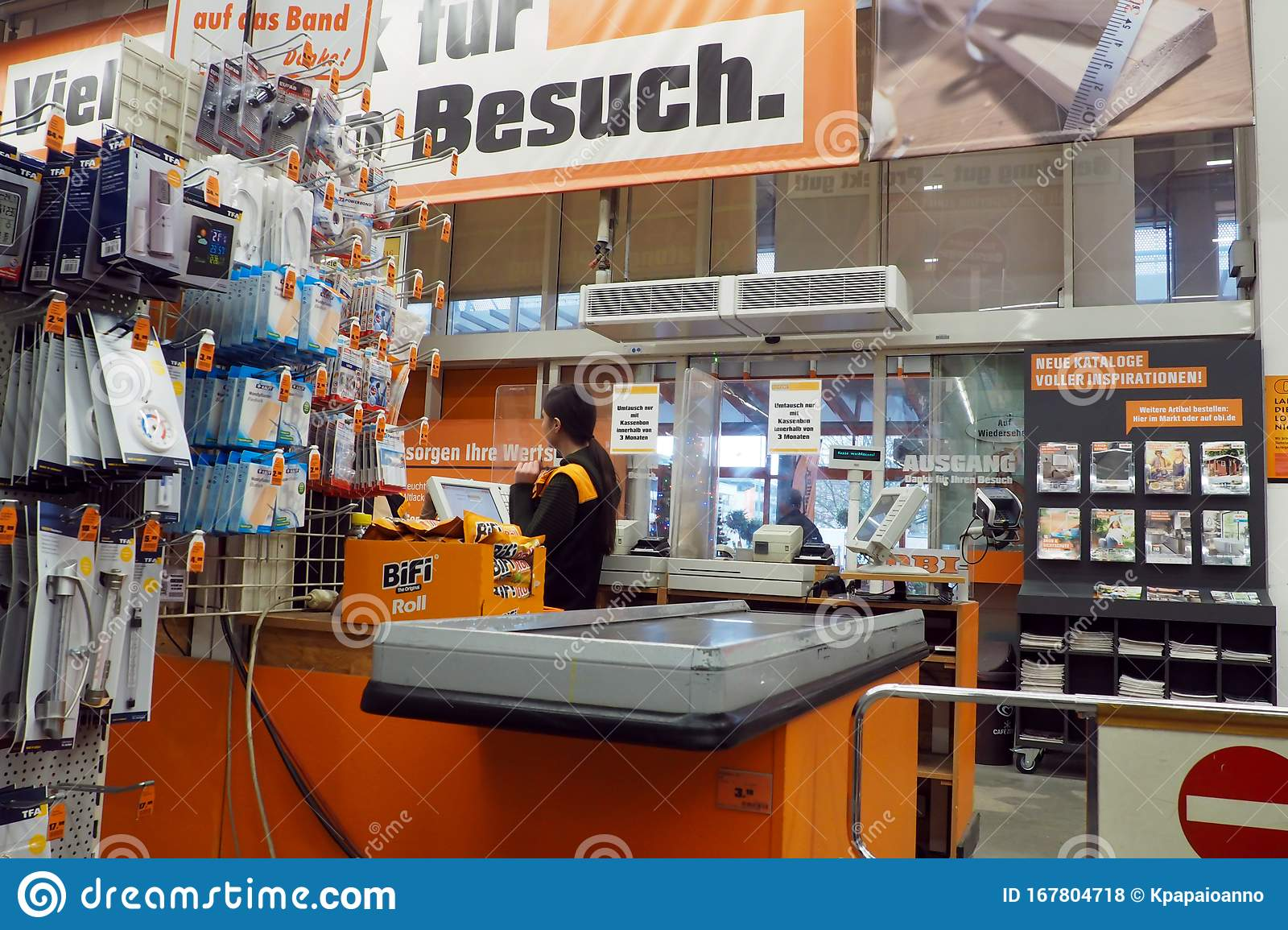 Obi Store In Offenburg Germany Editorial Stock Photo Image Of