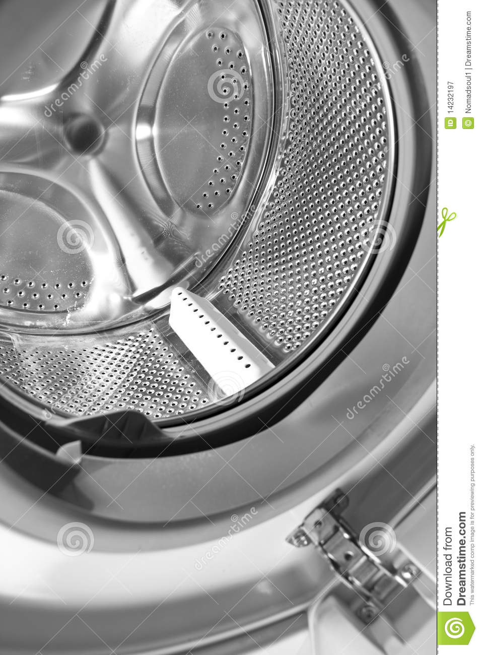 how to clean inside of washing machine drum