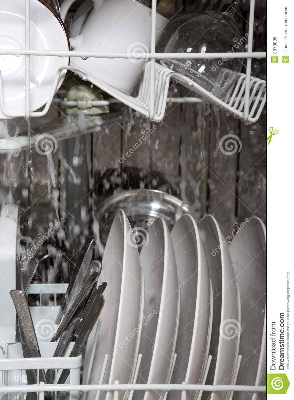 working as a dishwasher in a The main symptom that your kenmore dishwasher's spray arms are not working properly is dirty dishes if the arms are not spraying, spinning or both, then the dishes.
