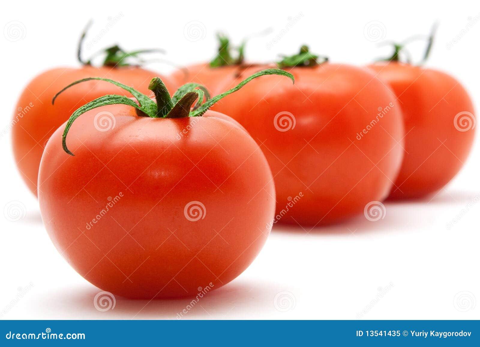 Insieme dei pomodori