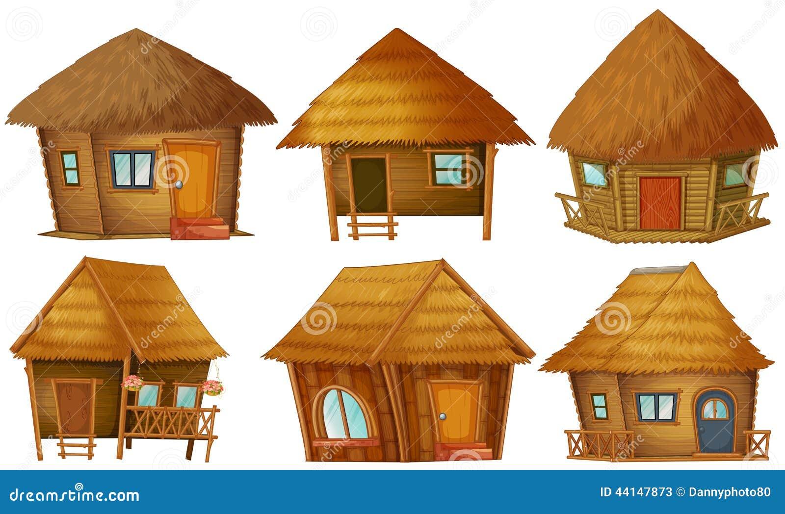 Insieme del cottage