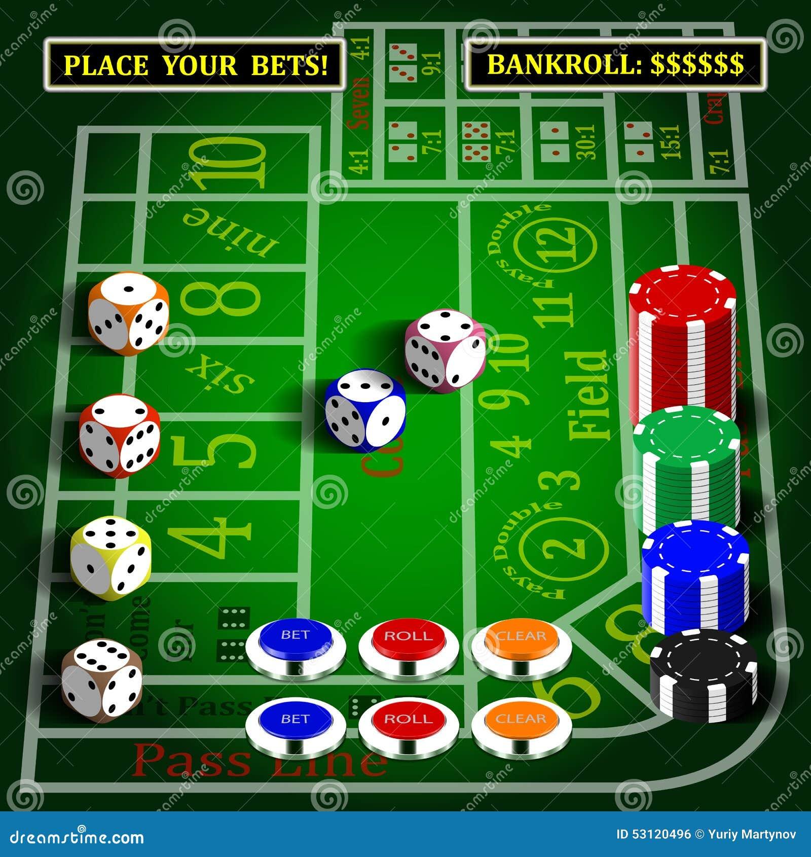 Casino gioco dei dadi
