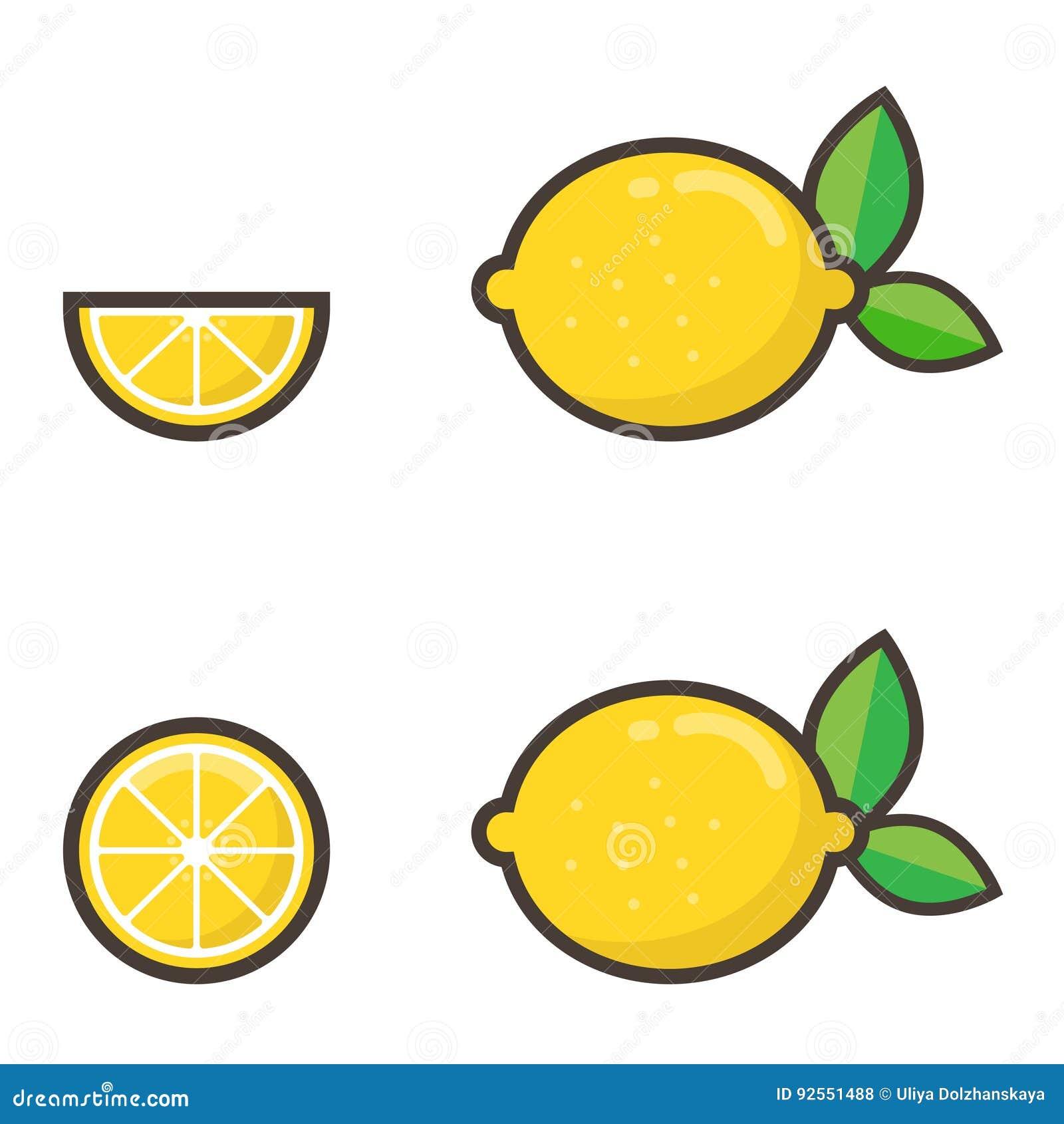 Insieme del limone