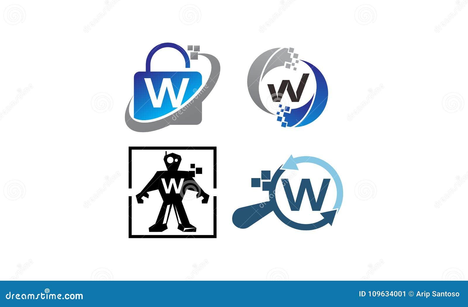 Insieme del modello di applicazione W di tecnologia
