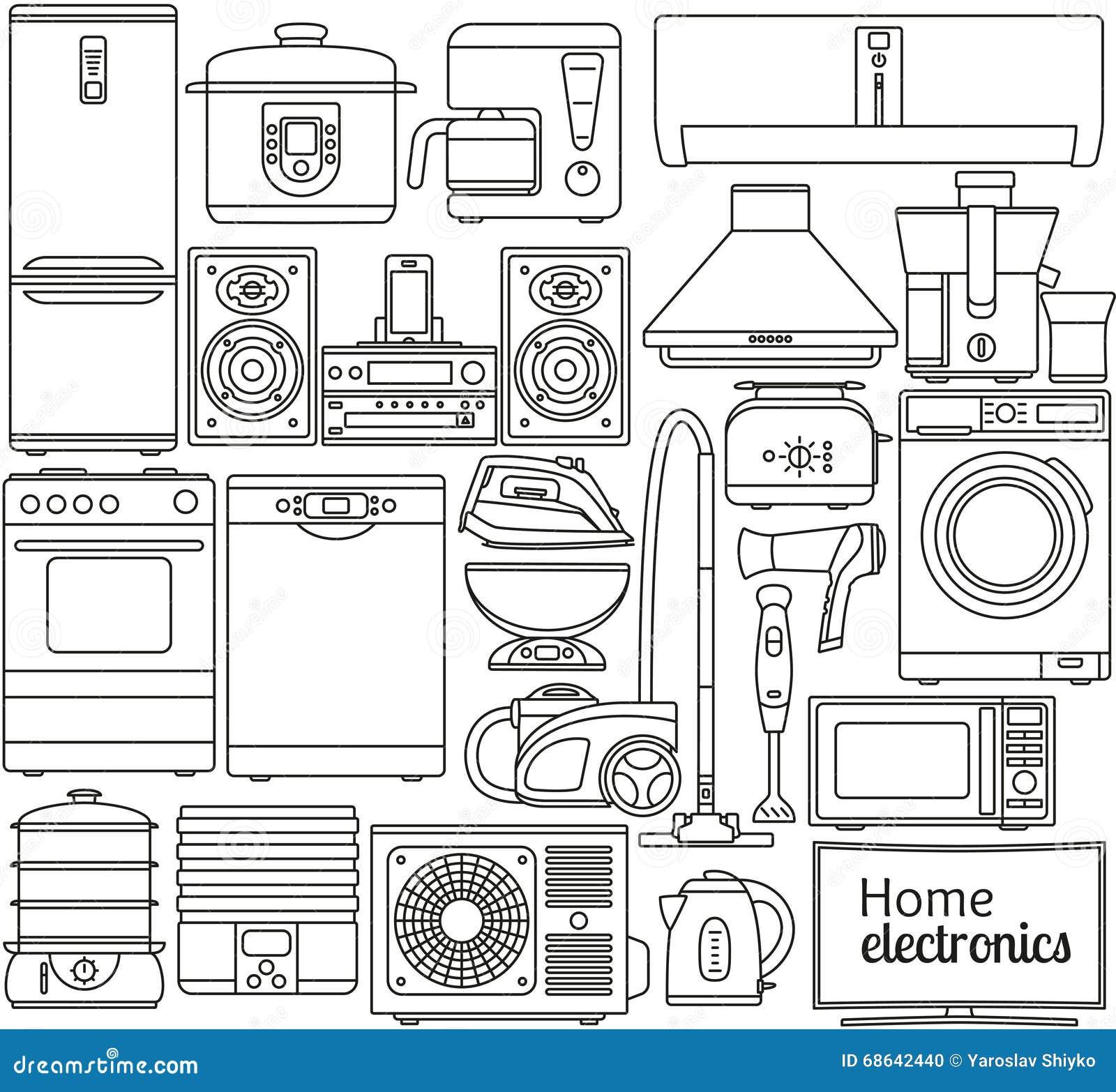 Disegno cucina finest disegno di cibo e la cucina di for Disegno cucina