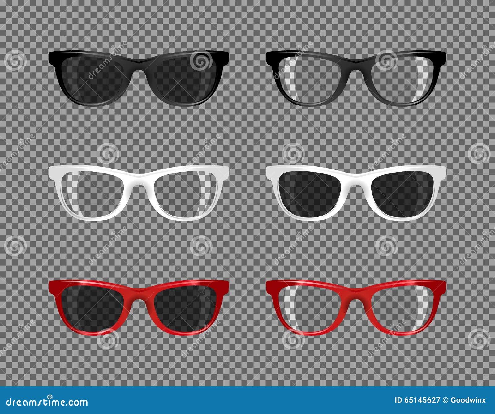 Azione Degli Sole Traslucidi Da Insieme Per Occhiali Delle 3FKJu1Tcl