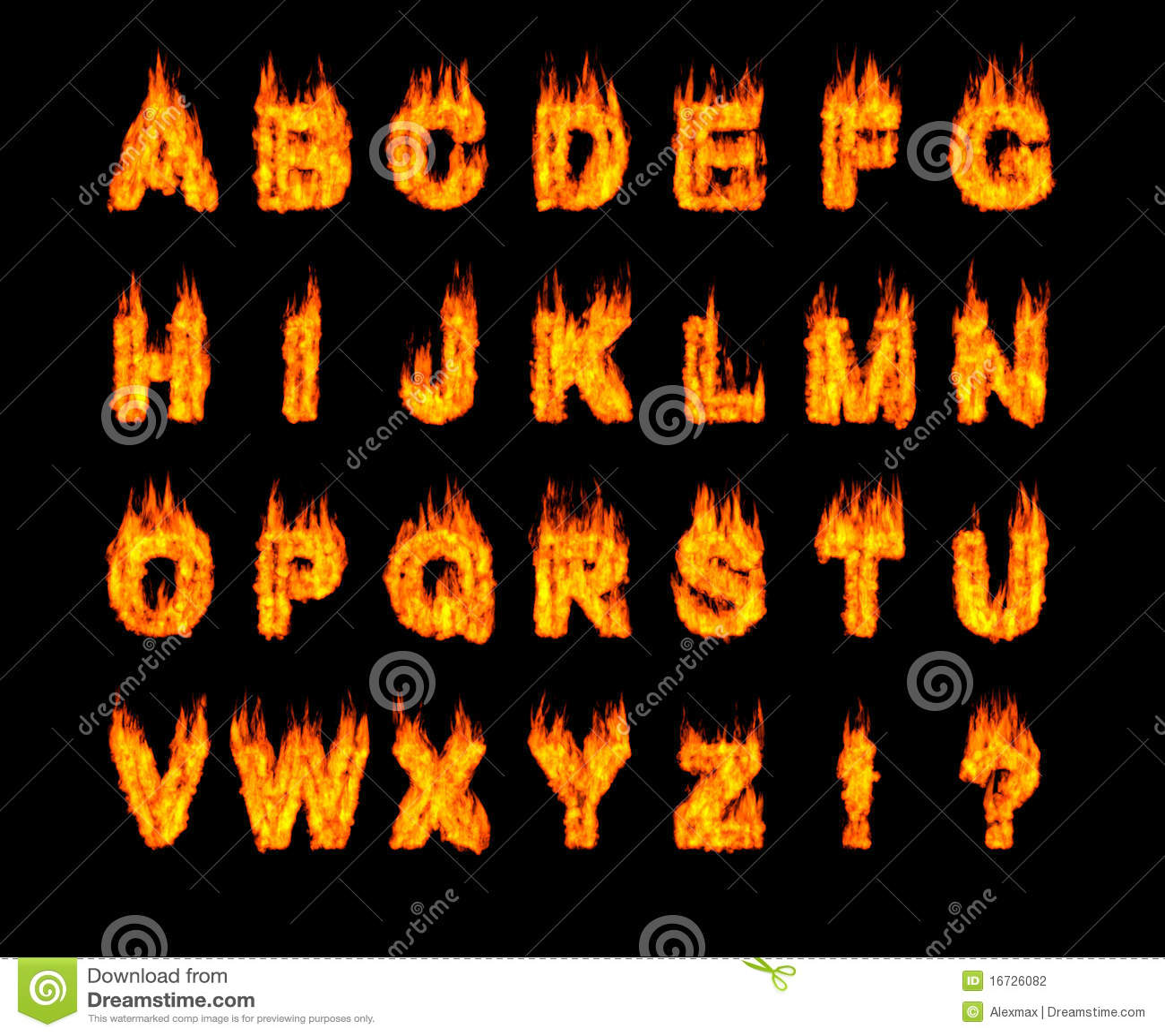 35 best Alphabet on fire images on Pinterest  Alphabet