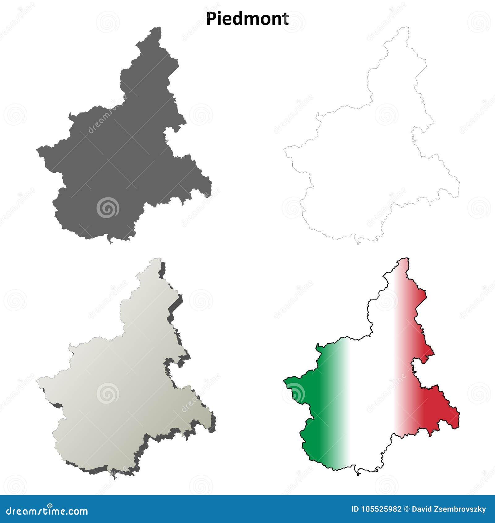 Regione Piemonte Cartina Politica.Piemonte Illustrazioni Vettoriali E Clipart Stock 673 Illustrazioni Stock