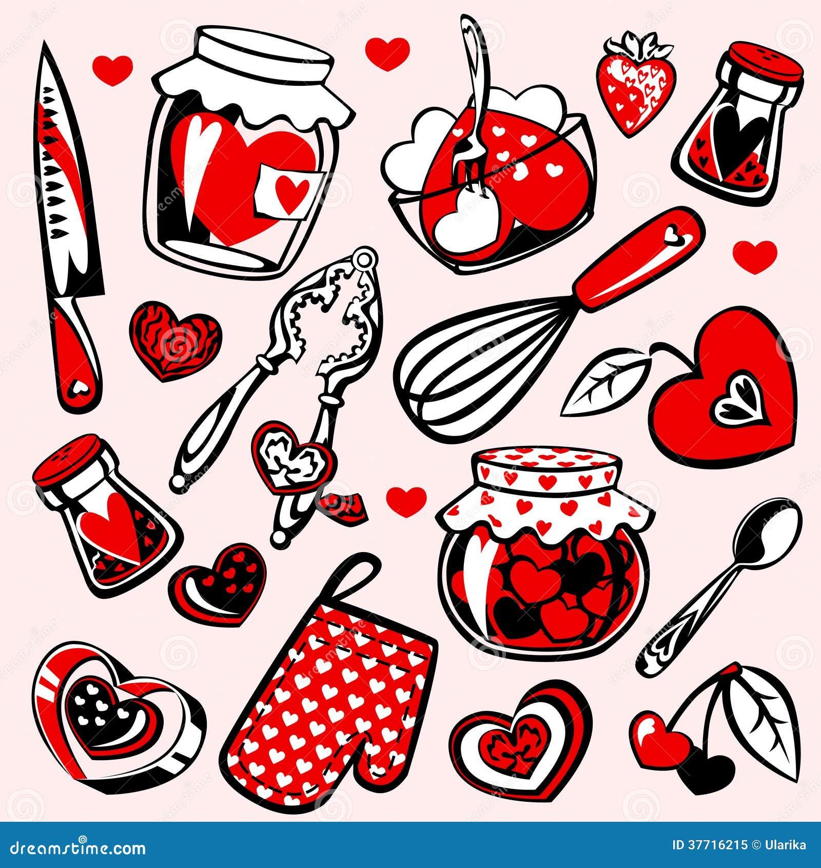 Insieme Semplice Della Cucina. Fotografia Stock Libera Da Diritti  #C60505 1300 1390 Semplice Design Della Cucina