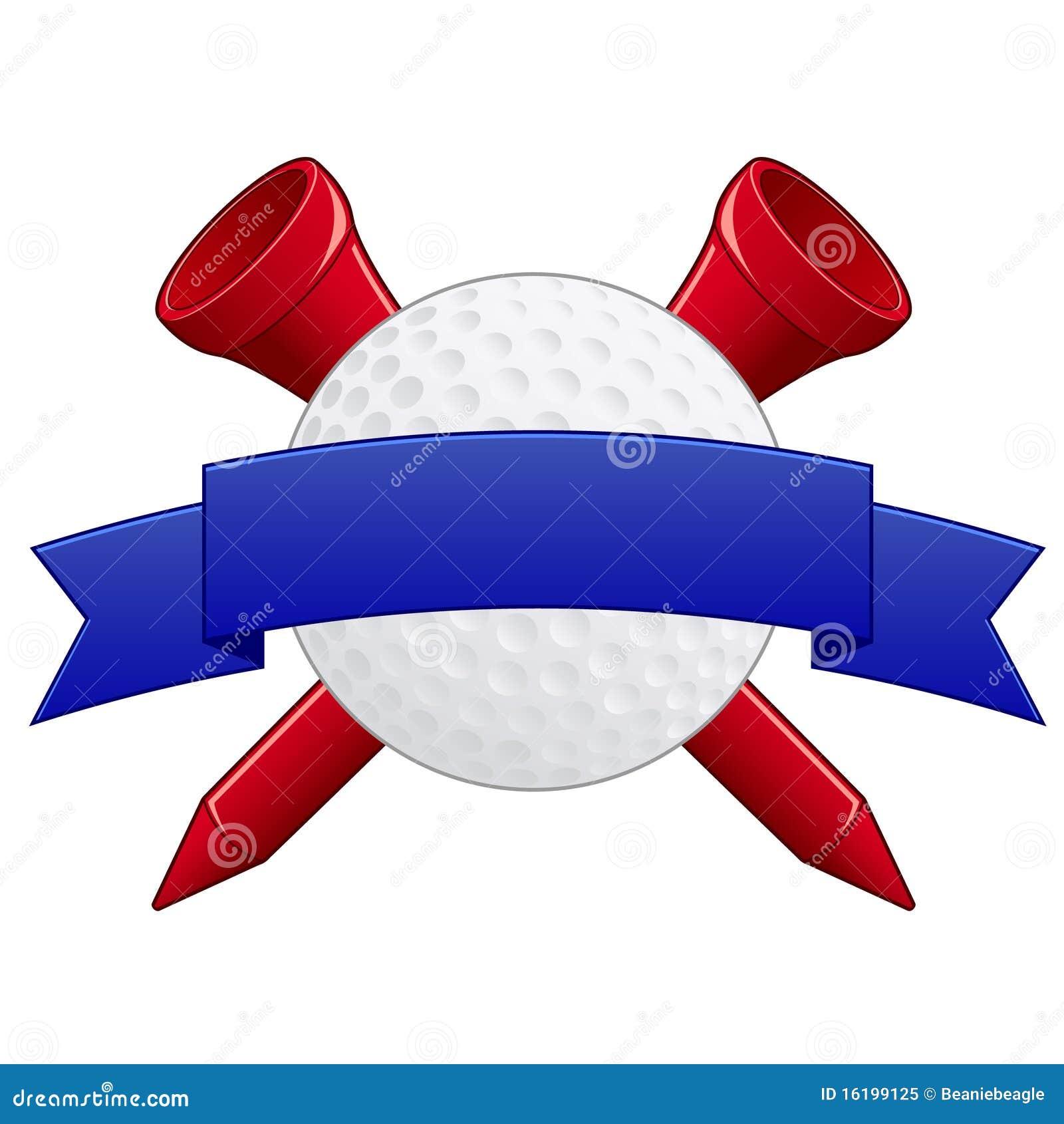 Insigne ENV de golf