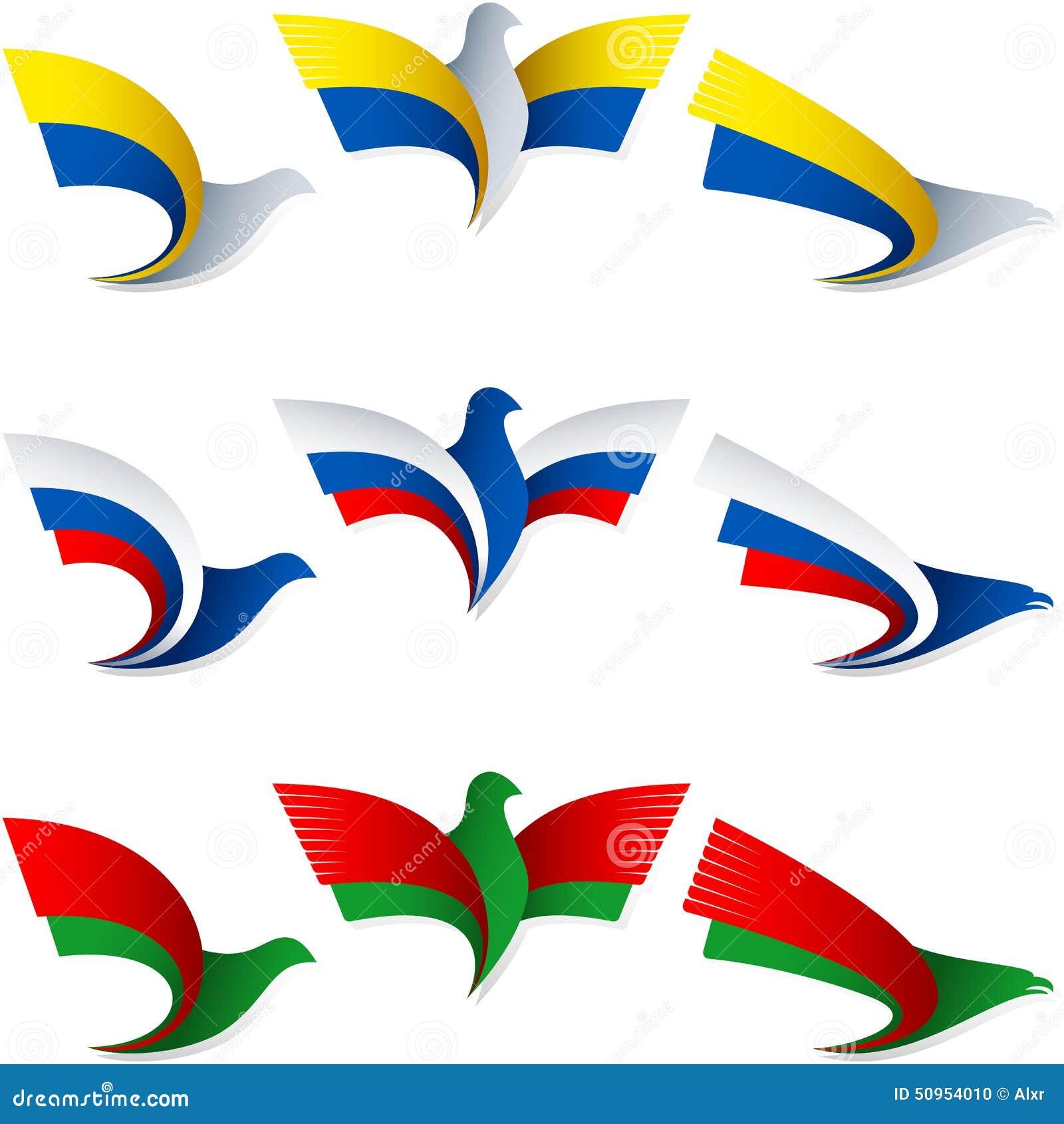 De l'ukraine russe belarus