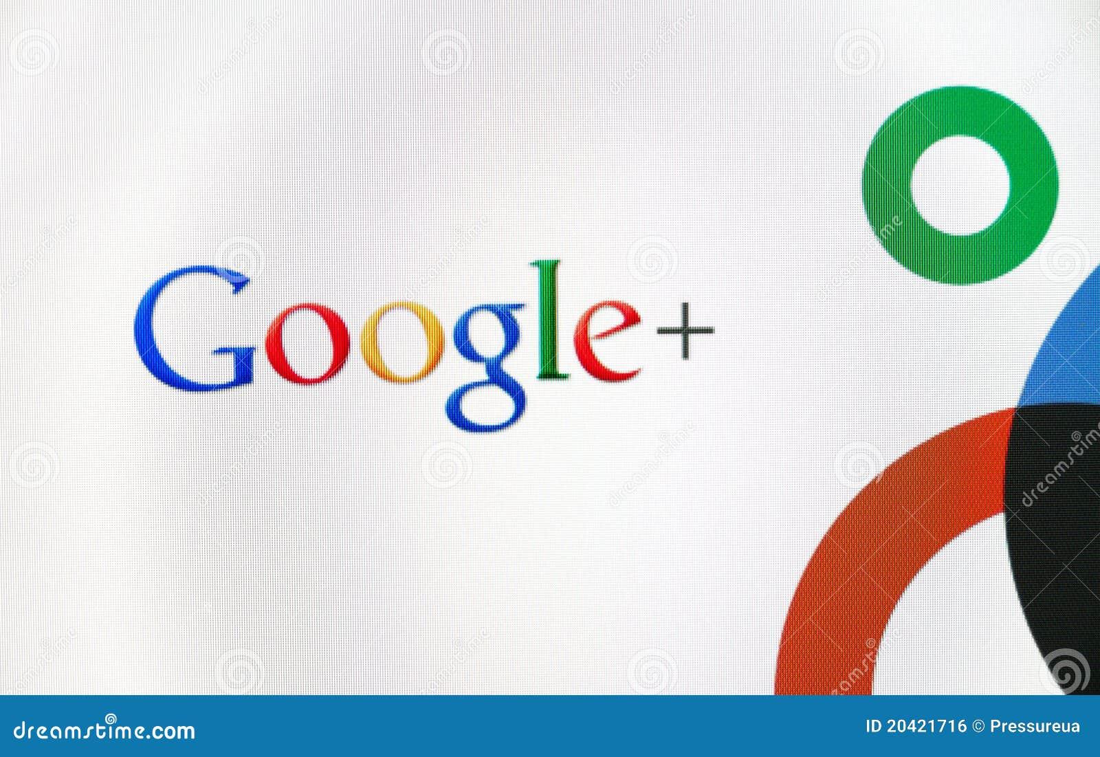 Insignia de Google+