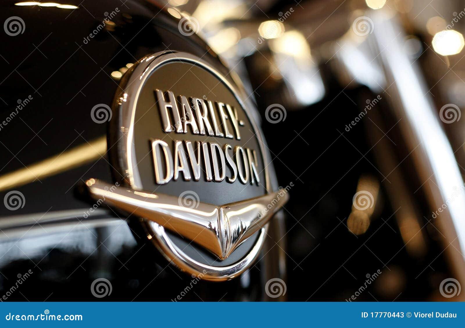 Insignia de Harley Davidson