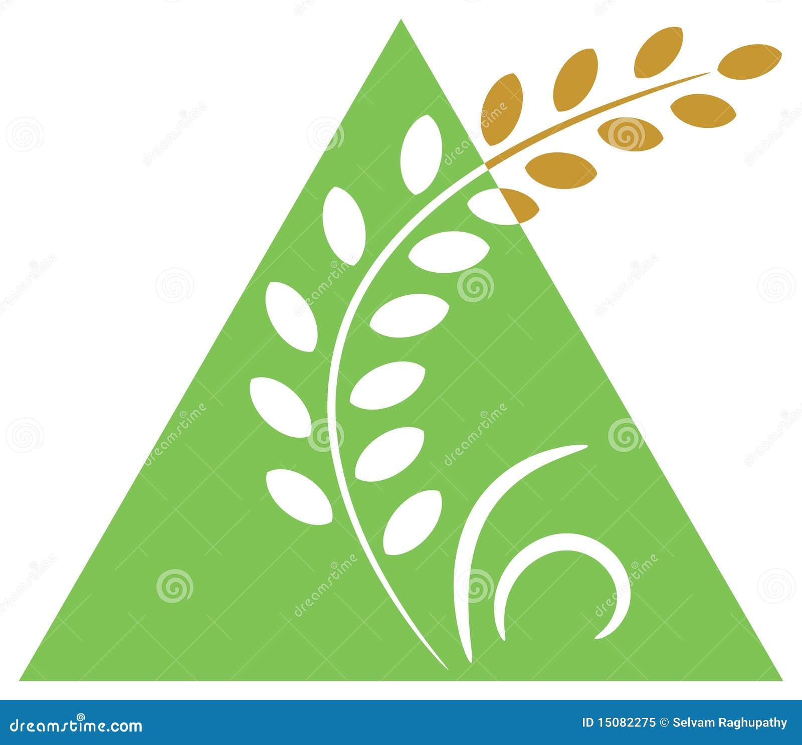 Insignia de la agricultura