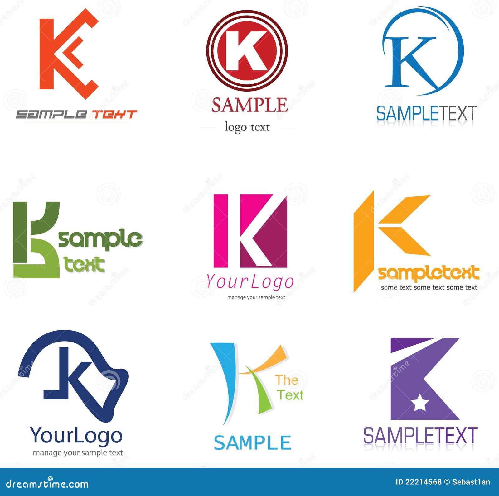 Insignia de la letra K