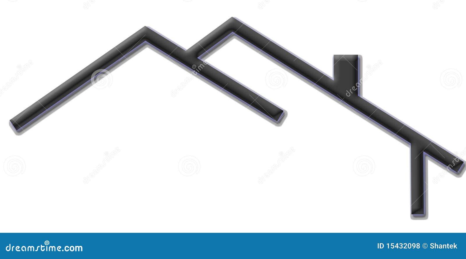 Insignia de la muestra de la casa