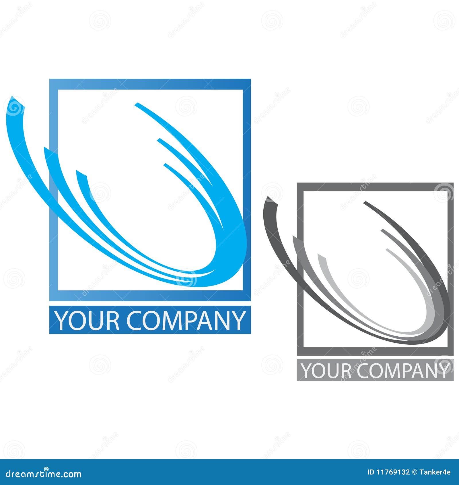 Insignia del asunto de la compañía