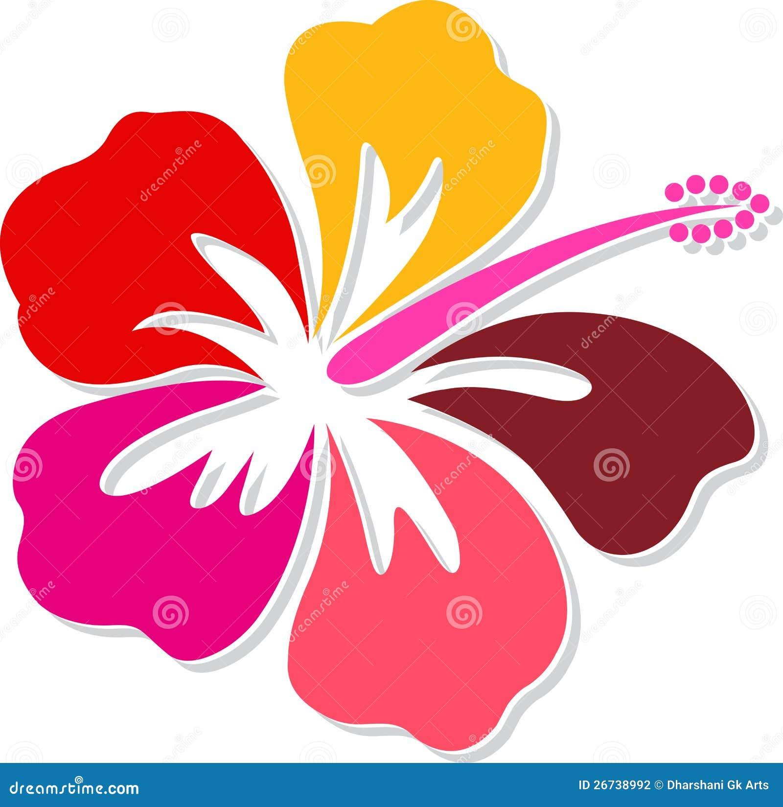 Insignia del hibisco