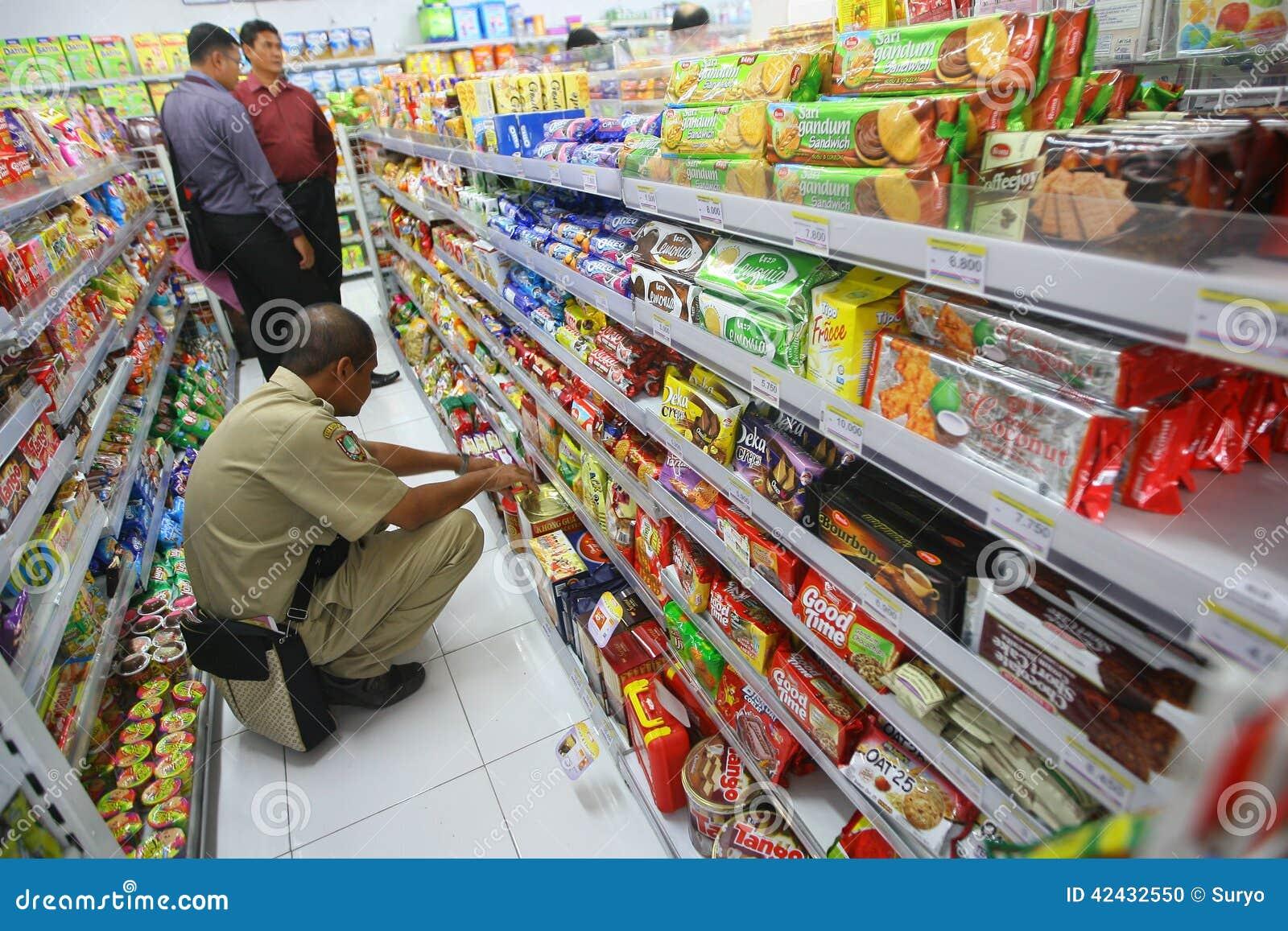 Inspección de la comida