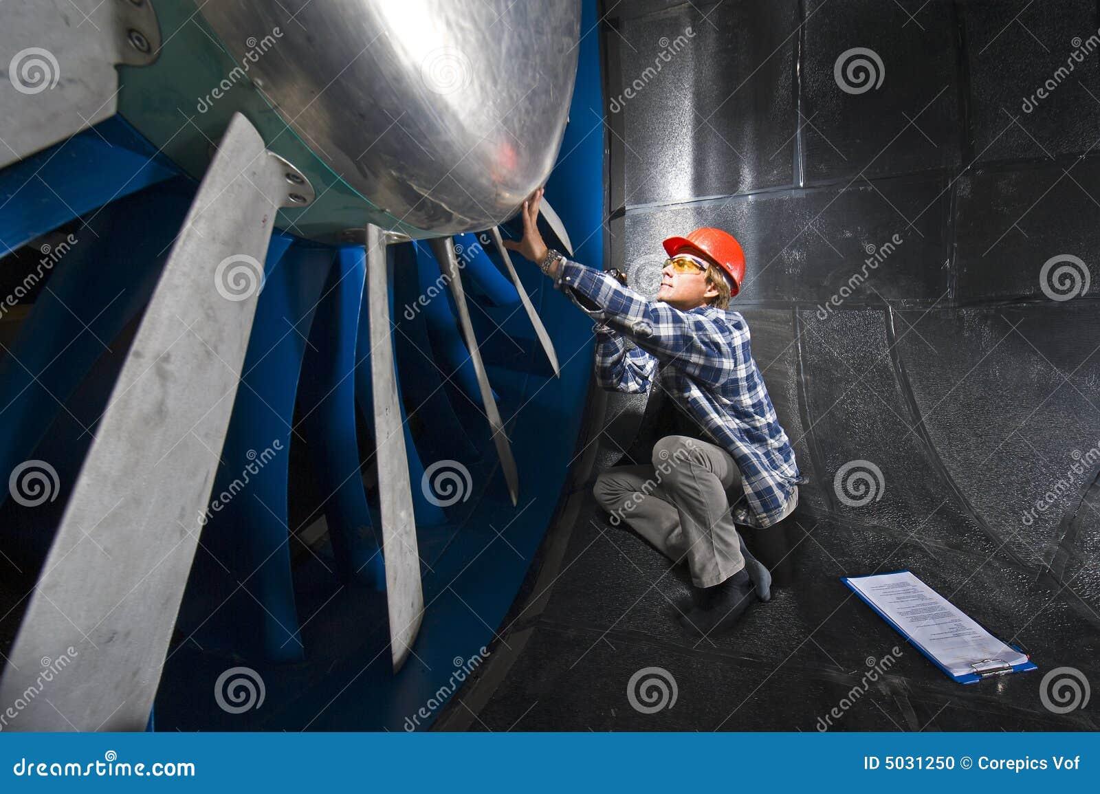 Inspecionando o windtunnel