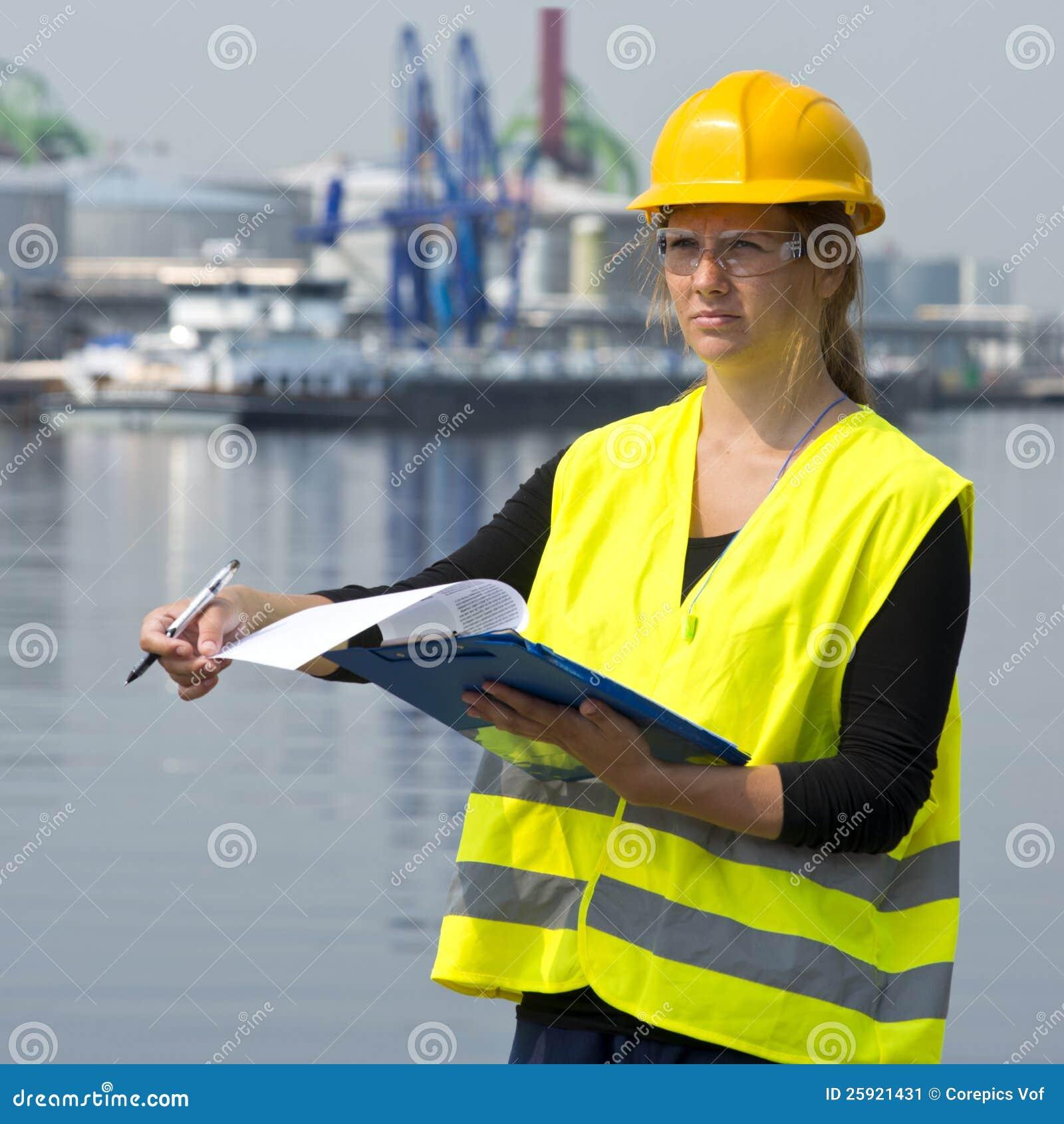 inspecteur féminin