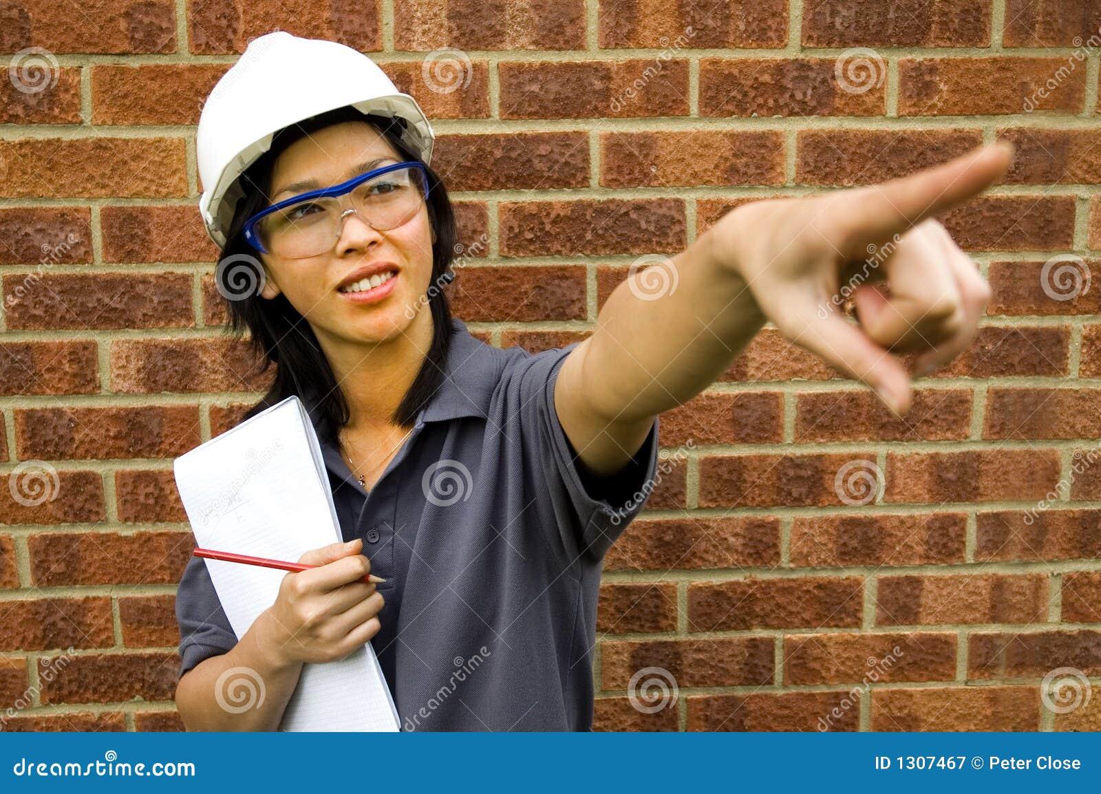Inspector/coordenador fêmeas