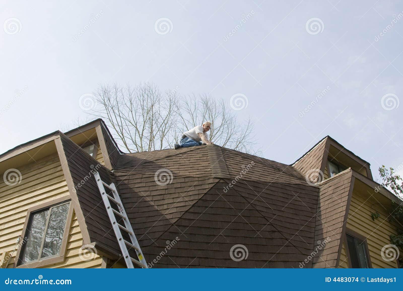 Inspector do telhado
