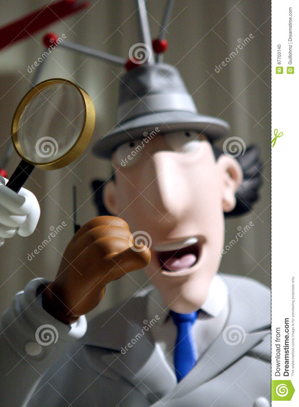 Inspector Gadget Editorial Image Image Of Series Revolves 87703140