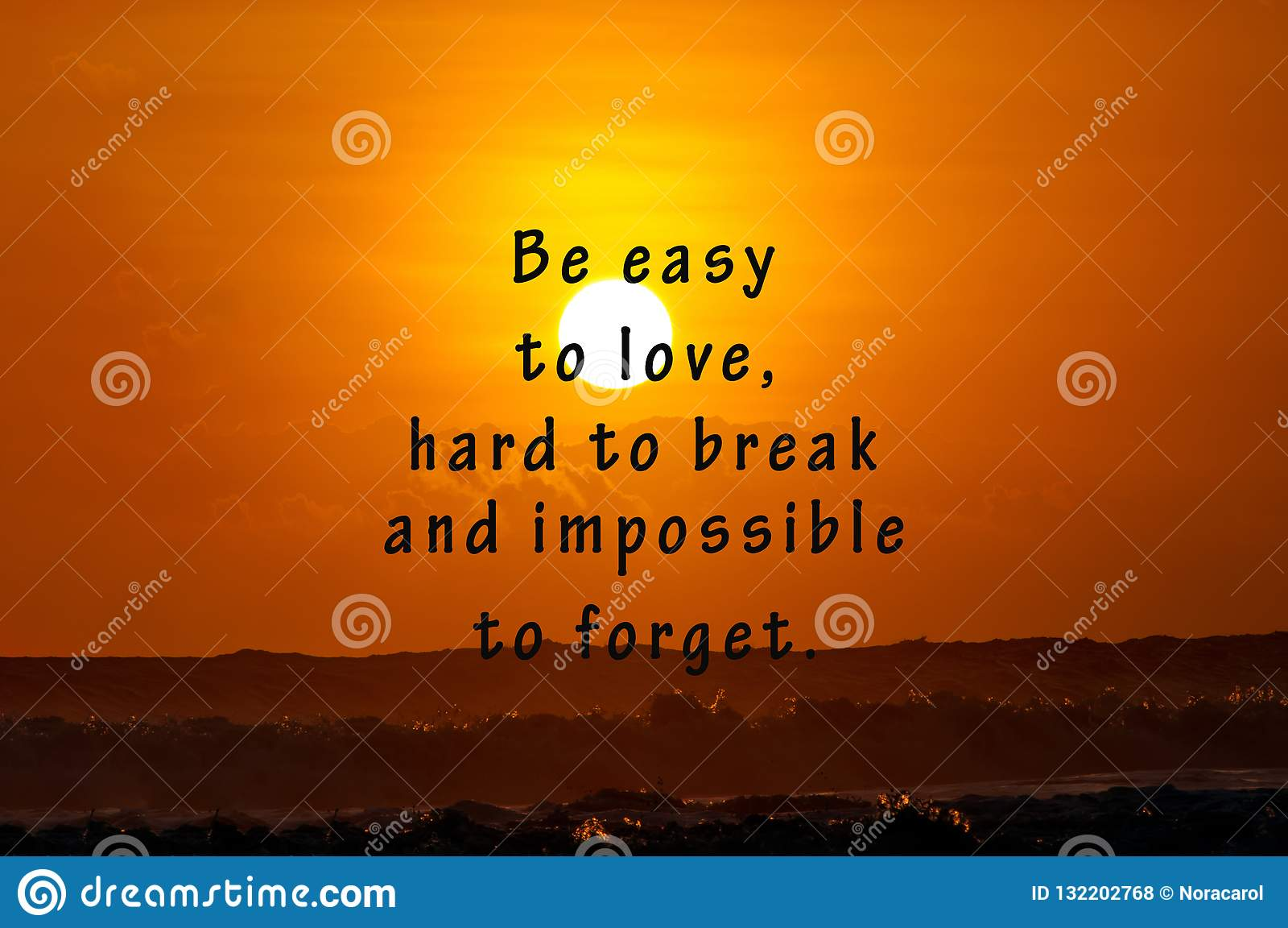 Inspirational Life Quotes stock photo. Image of poster ...