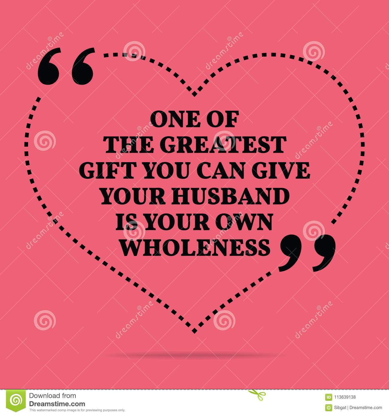 Inspirational Love Marriage Quote. One Of The Greatest