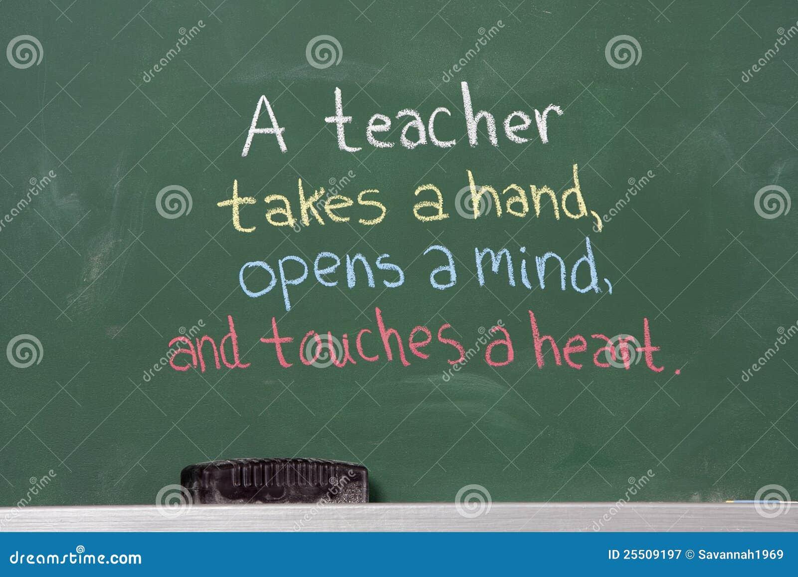 inspirational phrase for teacher appreciation royalty free