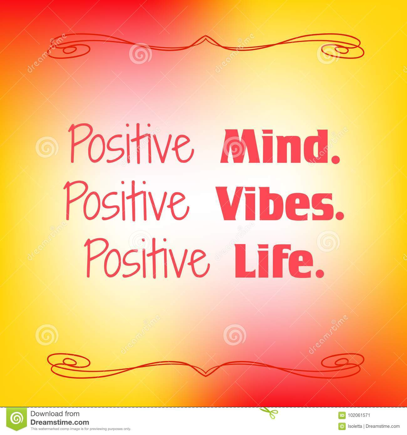 Positive Vibes Quotes | Positive Mind Positive Vibes Positive Life Inspirational Quote On