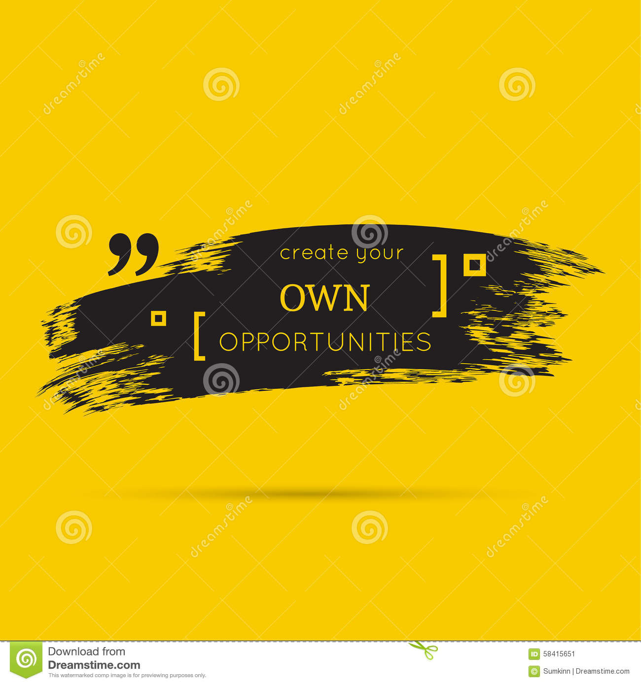 Inspirational Quotes Motivation: Inspirational Quote Stock Vector
