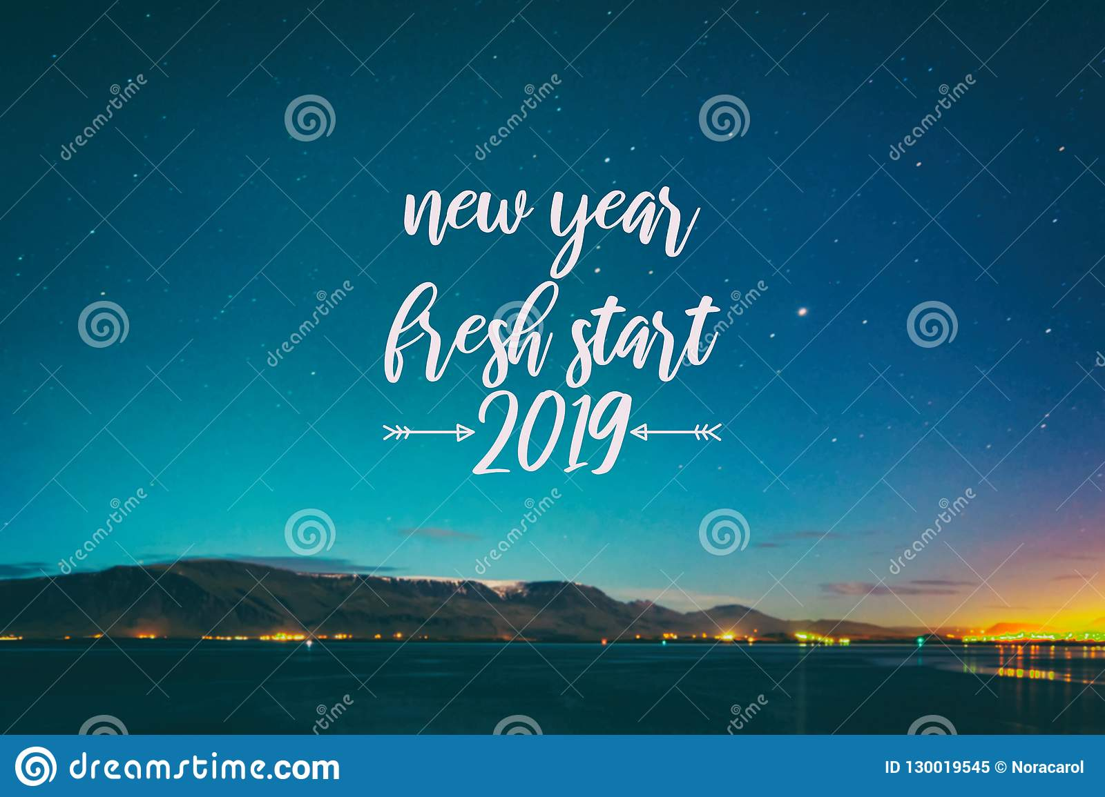 new year fresh start 2019