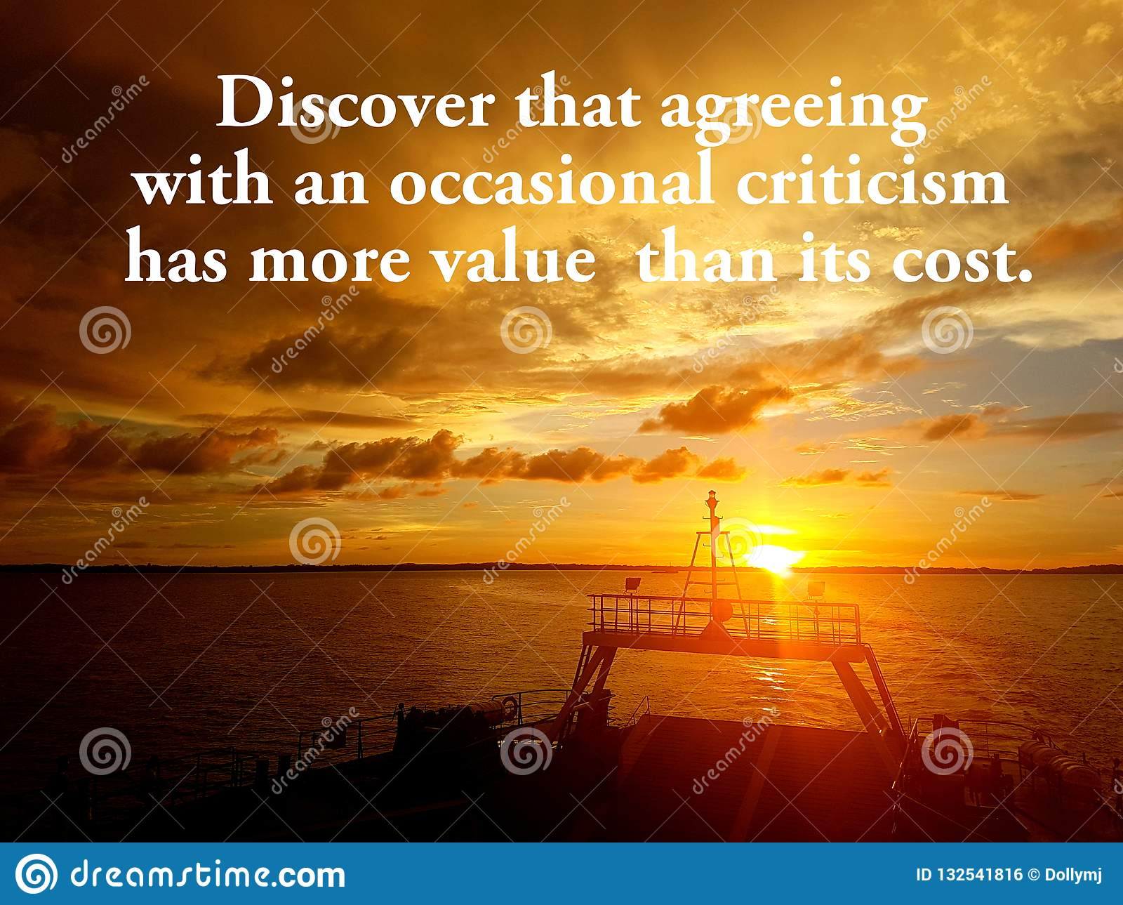 Quotes For Simple Thing In Life Stock Photo Image Of Creative