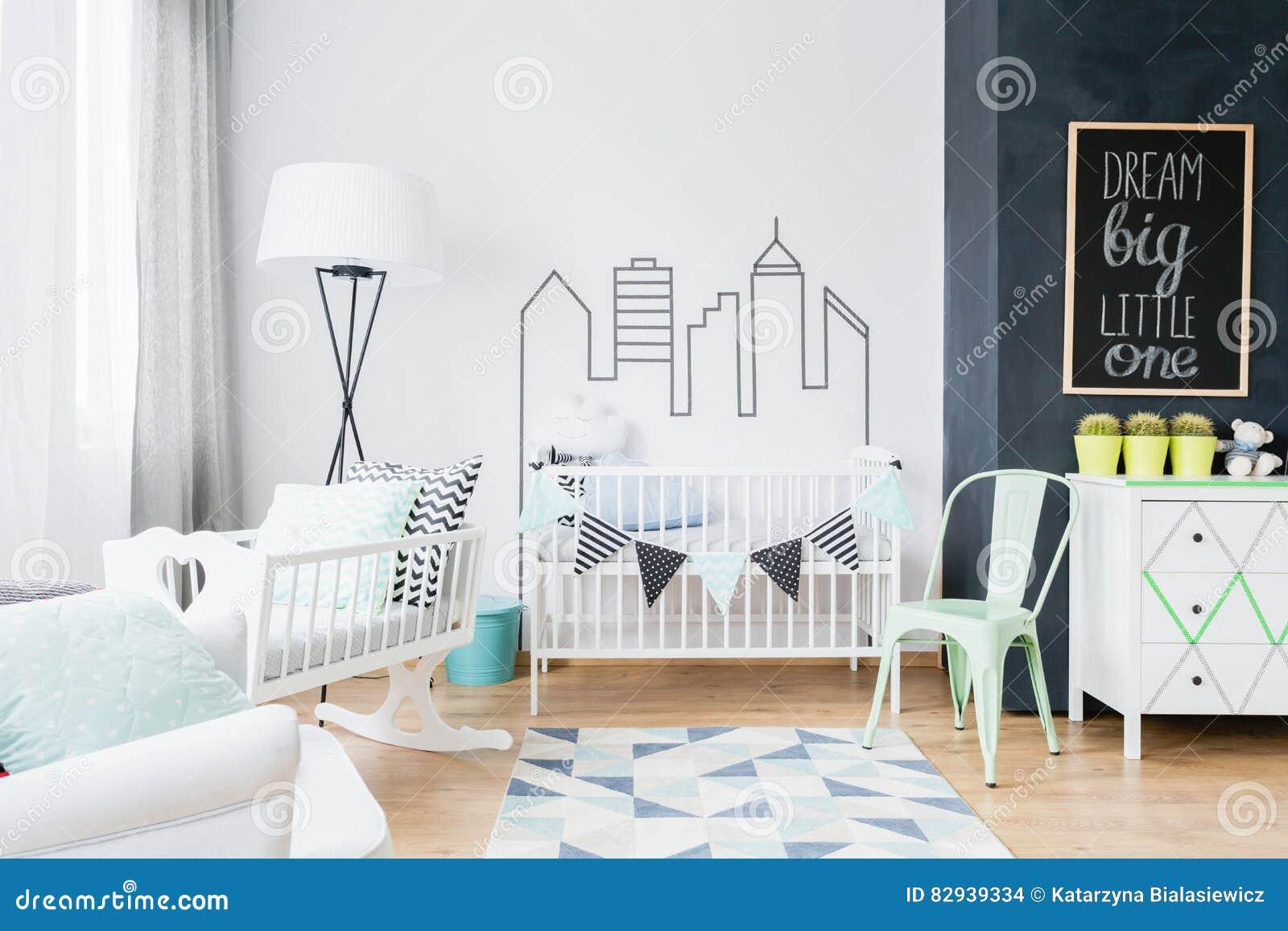Inspirations Scandinaves inspirations scandinaves rendant la salle de bébé confortable et